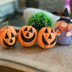Halloween Tabletop Decor 🎃